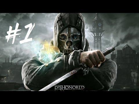 "Dishonored Let's Play #1 [ARABIC] دس أونرد ""الإهانة"": الحلقة #1"