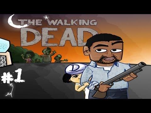 The Walking Dead Let's Play #1 [ARABIC] | الاموات السائرون (+18)