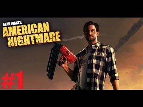 Alan Wake's: American Nightmare #1 [ARABIC] | ألان ويك: الكابوس الأمريكي #1